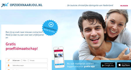 Online dating site in Nederland