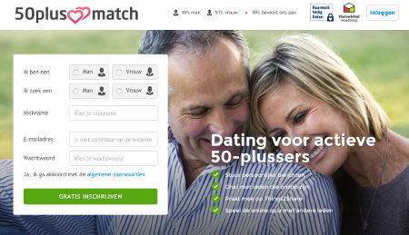 Beste dating-site 50 plus